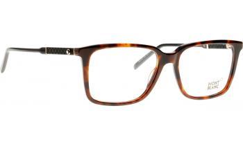 94397fa0ba9a Mens Mont Blanc Prescription Glasses - Free Shipping